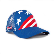 BOCO Gear Team Red White Blue Technical Trucker