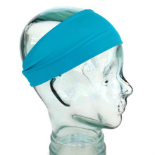 BIG Stretch Solid Turquoise