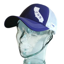 California Run Purple Technical Trucker by BOCO Gear