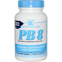 Nutrition Now PB8 Probiotic 120 caps