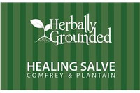 Herbally Grounded Healing Salve  2 oz