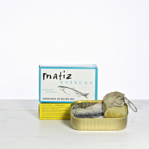 Matiz Gallego Sardines in Olive Oil