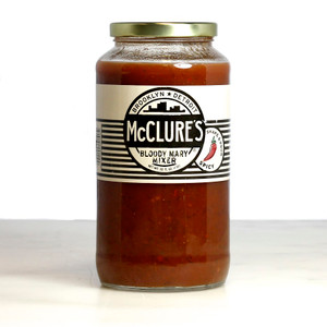 McClure's Pickles Bloody Mary Mix