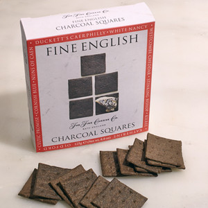 The Fine Cheese Co. Charcoal Crackers