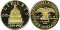 1989 $5 Commemorative Gold (Congress) -- PROOF