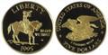 1995 $5 Commemorative Gold (Civil War) -- PROOF