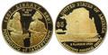 2007 $5 Commemorative Gold (Jamestown) -- PROOF