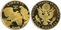 2008 $5 Commemorative Gold (Bald Eagle) -- PROOF
