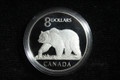 2004 Canada The Great Grizzly Bear $8 Coin and Stamp Set