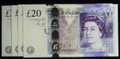 2006 20 POUND BANK OF ENGLAND NOTE -JK PREFIX- BRAND NEW - 1 NOTE**