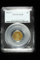 1911 S WHEAT LINCOLN CENT PENNY COIN PCGS XF40 #21942