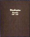 WASHINGTON QUARTERS (1932 - 1998)