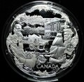 2008 $250 Vancouver 2010 Olympic Winter Games: Towards Confederation NGC PF 69 UC