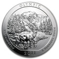 2011 5oz Silver ATB (Olympic National Park, WA)