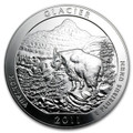 2011 5oz Silver ATB (Glacier National Park, MT)