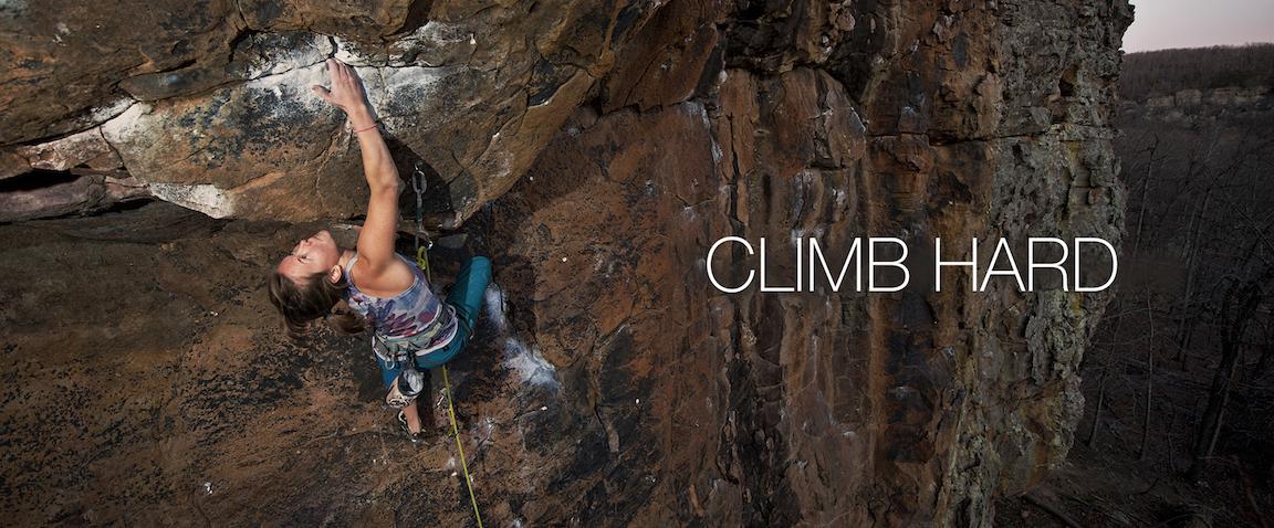 Climb Hard