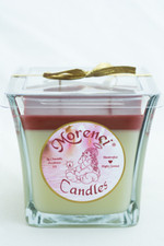 In this case of twelve 20 oz candles, you can choose one or a variety of Morenci scented candles. View our candle scent descriptions. Free shipping is for the connecting states of the continental USA only. Free shipping is not applicable to overseas, etc.  Overseas, Canada, etc. must call for shipping cost quote.
