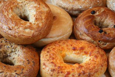 NY Bagel Kosher Specialty Flavors