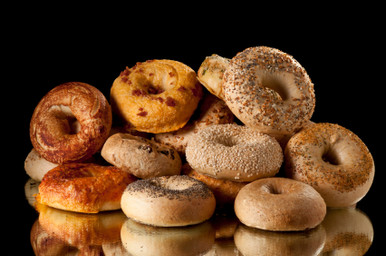 Specialty Flavored Bagels Shipped from Best New York Bagel