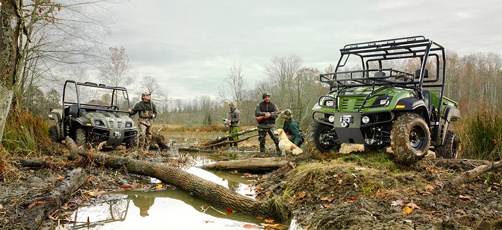 Cub Cadet Utility Vehicles