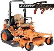 Scag Turf Tiger 28HP CAT Diesel Zero-Turn Mower - 72in. Deck