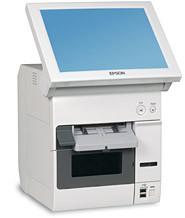 Epson ColorWorks C3400-LT Color Label Terminal