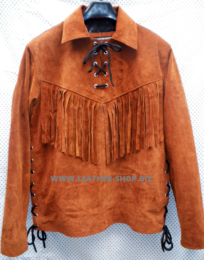 suede-fringe-shirt-style-ls080-www.leather-shop.biz-front-pic.jpg