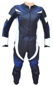 style MS2047 blue WWW.LEATHER-SHOP.BIZ front pic