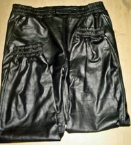 Leather sweat pants style LSP005 WWW.LEATHER-SHOP.BIZ pic