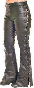 Lambskin leather pants style WLP231 WWW.LEATHER-SHOP.BIZ pic
