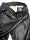 Lambskin Leather Sweat Pants Style LSP040 Justin Bieber replica custom made WWW.LEATHER-SHOP.BIZ label pic