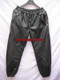 Leather sweat pants kanye west style  LSP100 www.leather-shop.biz front pic