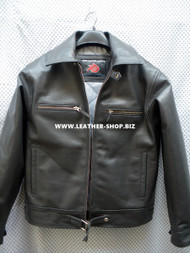 Leather Jacket Fighter Pilot Style MLJ101F Custom Made In 8 Colors