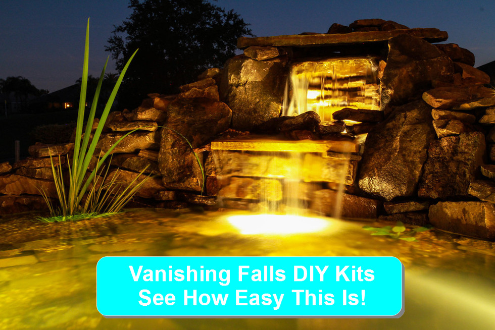 Vanishing Falls DIY Kits
