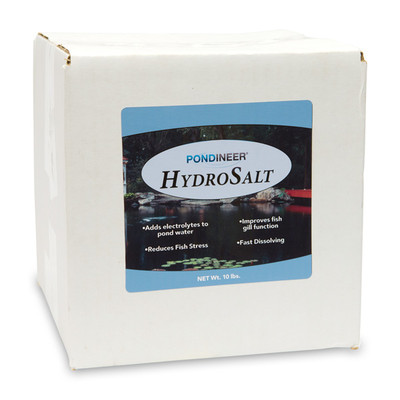 HydroSalt 20 lb Bucket Pond Salt  6,400 gal