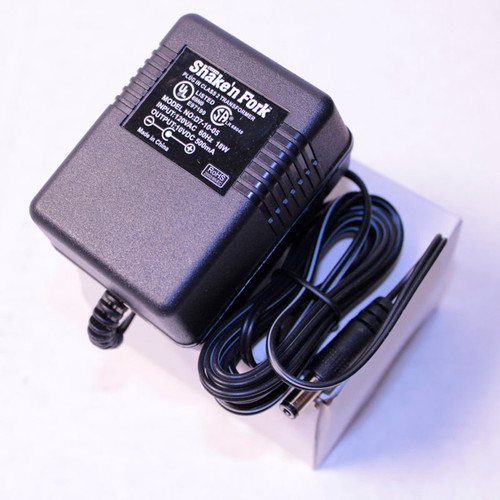 Lithium Ion battery recharger for Shake'n Fork and Shake'n Rake