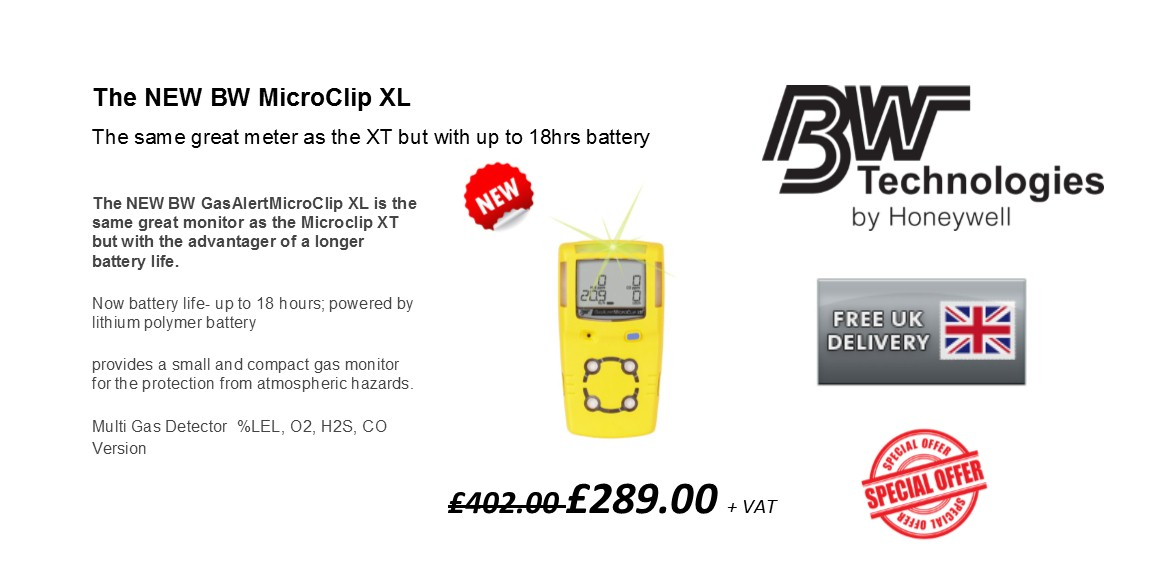BW Microclip XL special offer launch