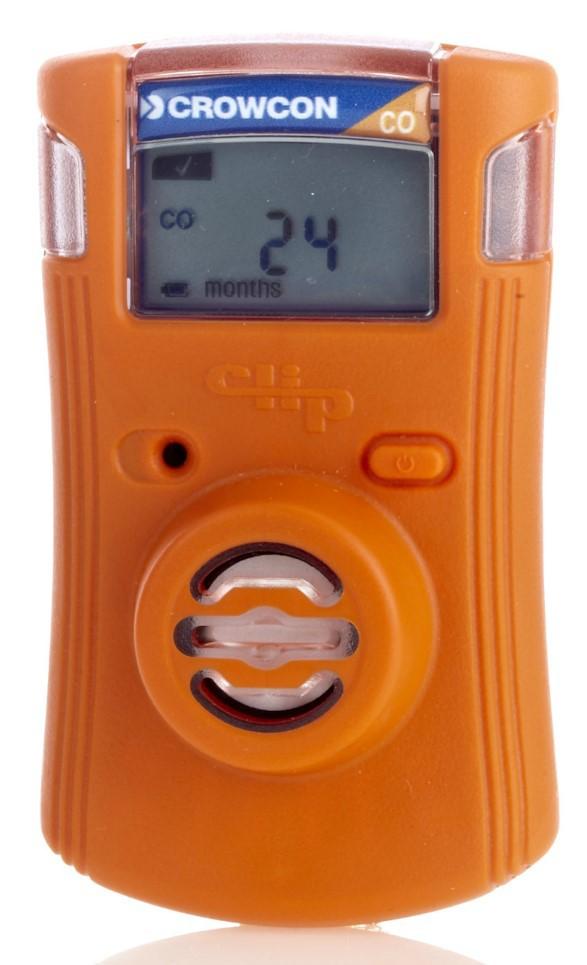 Crowcon Clip Single Gas Detector