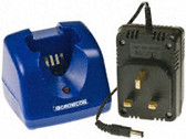 Crowcon C011318 Single way charger with multi-region power supply