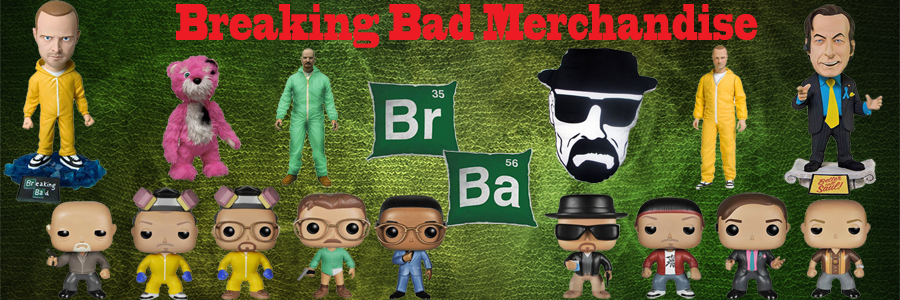 Shop Breaking Bad Merchandise