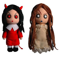 Living Dead Dolls Plush Series 2 Set of 2