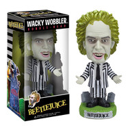 Beetlejuice Wacky Wobbler Bobble Head