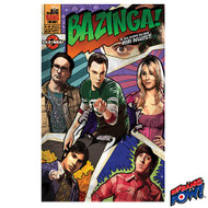 The Big Bang Theory Bazinga Journal