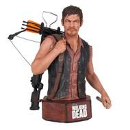 The Walking Dead Daryl Dixon Mini-Bust