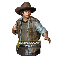 PRE-ORDER: Walking Dead Carl Grimes Mini-Bust