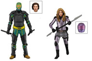 Kick-Ass 2 Series 2 Kick-Ass and Hit Girl Action Figure Set