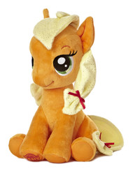 My Little Pony Applejack 10-Inch Seated Plush
