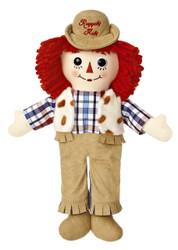 Raggedy Andy Western 12-Inch Doll