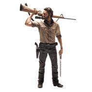 PRE-ORDER: Walking Dead TV Rick Grimes 10-Inch Deluxe Action Figure