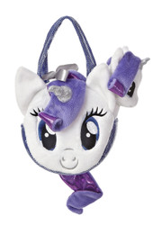 My Little Pony Rarity Carrier with 6.5-Inch Plush